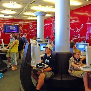 Интернет-кафе Салтыковки