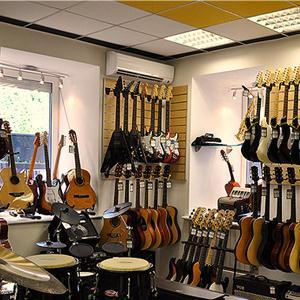 Музыкальные магазины Салтыковки