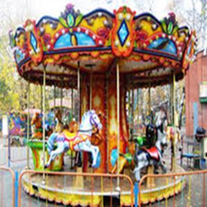 Парки культуры и отдыха Салтыковки