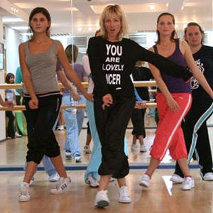 Школы танцев Салтыковки