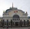 Железнодорожные вокзалы в Салтыковке