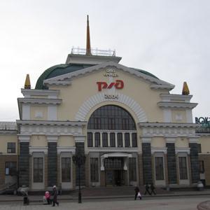 Железнодорожные вокзалы Салтыковки
